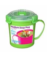 Sistema Microwave Soup Mug, 2.8 Cup, Medium - $10.58