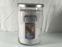 Yankee Candle Clean Cotton 22 oz Large Jar Candle 2 Wick - $21.77