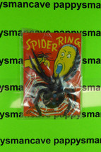 VINTAGE~ MONSTER SPIDER RING TOY~MINT IN PACKAGE~HONG KONG - $12.99