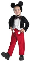 Boy 4-6  Officially Licensed Deluxe Mickey Mouse Costume by Disguise™ - $35.59