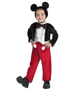 Boy 4-6  Officially Licensed Deluxe Mickey Mouse Costume by Disguise™ - $45.53 CAD