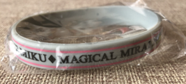 Rubber band Hatsune Miku 10th anniversary Magical Mirai 2017 - $25.00