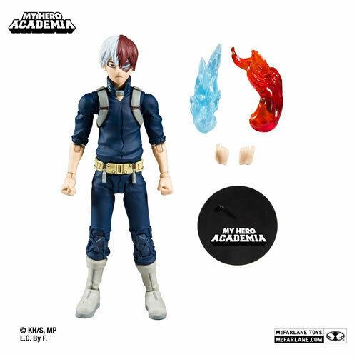 "Brand New My Hero Academia Figures - S02 - 7"" Scale Shoto Todoroki - $39.99"