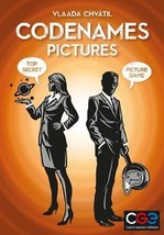 Codenames Pictures Card Game Czech Games Edition Board Game CGE00036 - $24.50