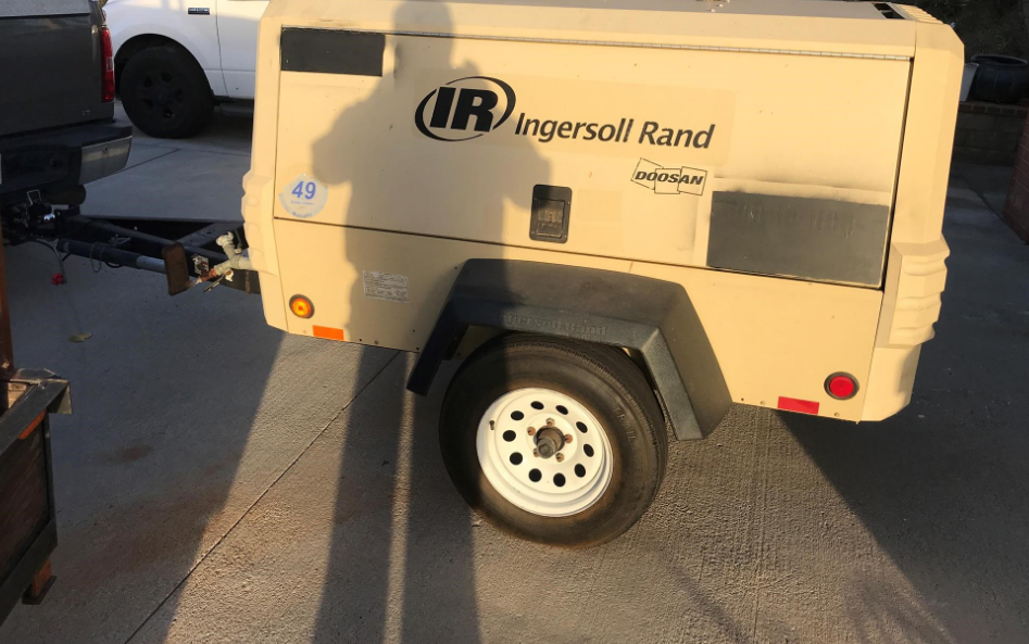 2010 INGERSOLL-RAND 185 For Sale In Moorpark, California 93021