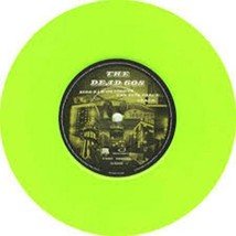The Dead 60s  Ghostfaced Killer  Yellow Colored Vinyl  Last 1 Available - $8.59