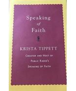 Speaking of Faith, Krista Tippett, History, Politics, Sociology God & Re... - $12.95