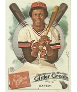 2019 Topps Allen and Ginter Ginter Greats #GG5 Rod Carew  - $0.50