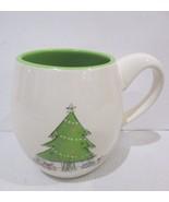RAE DUNN CHRISTMAS TREE COFFEE MUG - $39.99