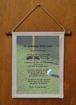 To Granddad With Love - Personalized Wall Hanging (249-1) - $18.99