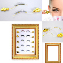 Leaf Shape Grafting False Eye Lashes Eyelashes Extensions Holder Tray Di... - ₨140.46 INR