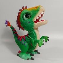 FurReal Friends MUNCHIN T-REX BABY DINO Dinosaur Interactive robot FIGUR... - $19.70