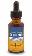 Herb Pharm Certified Organic Skullcap Liquid Extract for Nervous System ... - $13.95