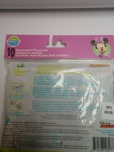 Minnie Mouse Table Topper Stick On Placemats Disposable Disney New Pack ... - $12.64