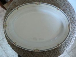 Made in Japan (Cherry Blossom backstamp) 11 3/4 oval platter 1 available - $18.76