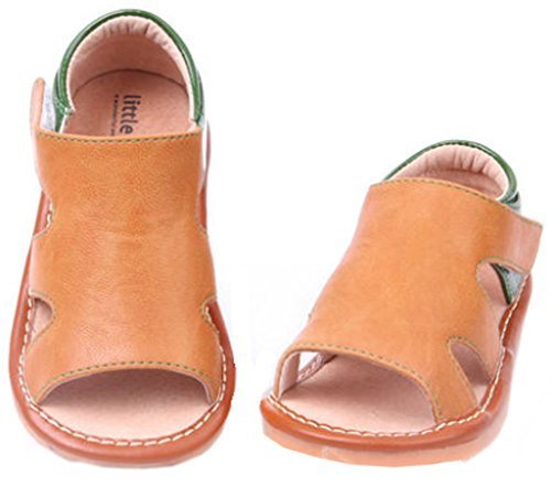 Toddler/Little Kids Boys Casual Outdoor Sandal Camel