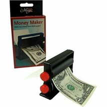 Money Maker - Magically Change Paper Into Real Money! - Made by Fun Inc.! - $5.89