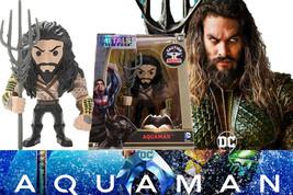 Batman vs Superman: Dawn of Justice Aquaman 4-Inch Die-Cast Metals by Ja... - $17.65