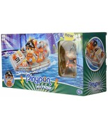 Pinypon Action - Speedboat Of Rescue Police With 1 Figurine Pin And Pon ... - $213.40