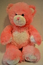Build A Bear Workshop Pink Heart Bear with Magn... - $14.99
