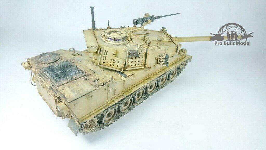 M8 Armored Gun System 1:35 Pro Built Model image 7