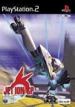 Jet Ion GP PS2 (Playstation 2)- Free Postage - UK Seller - $4.89