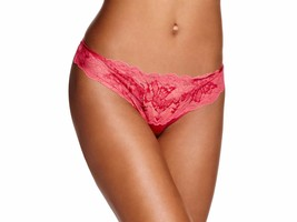 Calvin Klein Surreal Thong QF1360 in Pink, Large - $15.83