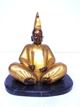 LIMITED EDITION BRONZE STATUE OF JAPANESE EMPEROR - $99.99