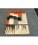 The Family Album Song Book No. 3 Sheet Music - $7.99