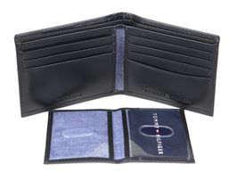Tommy Hilfiger Men's Premium Leather Credit Card ID Wallet Passcase 31TL220061 image 7