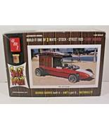 AMT Surf Woody Model Kit-Original Box-Unbuilt-Complete-Decal & Instructi... - $18.69