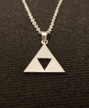 Pendant - The Legend of Zelda - Triforce - Nintendo - 925 Silver - Handm... - $42.00
