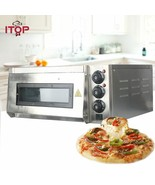ITOP 20L Electric Pizza Oven Cake Bread roasted chicken Pizza Cooker Com... - $337.99