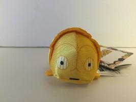 disney usa authentic star wars C-3PO tsum mini plush new with tags - $4.97