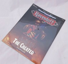 Ravenloft The Created Dungeons & Dragons AD&D TSR 9414 Mint Factory Sealed! RM2 - $62.57
