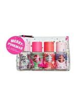 Victoria's Secret PINK Merry Pinkmas Holiday 4 Pc. Mist Gift Bag Set  - $26.17