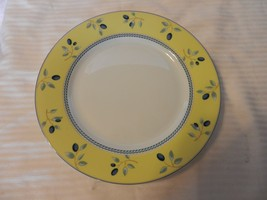 "Royal Doulton Dinner Plate Blueberry Pattern 10"" Diameter - $24.75"