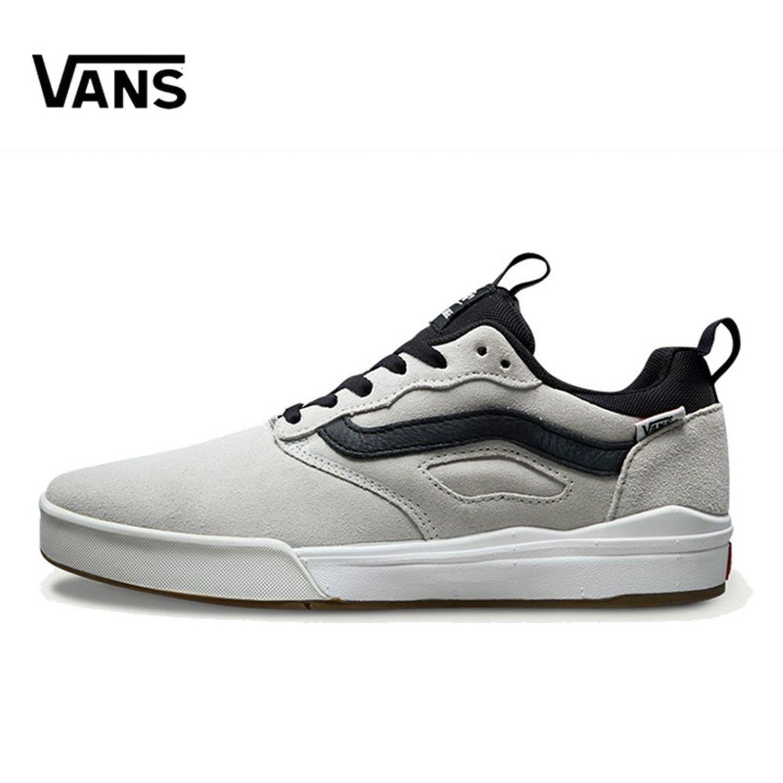 Original Men's Vans Lifestyle Canvas Shoes Design Fashion Pro Low-top Skateboard