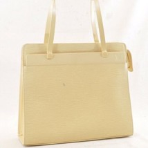 LOUIS VUITTON Epi Croisette PM Shoulder Bag Cream M5249A LV Auth 4914 - $240.00