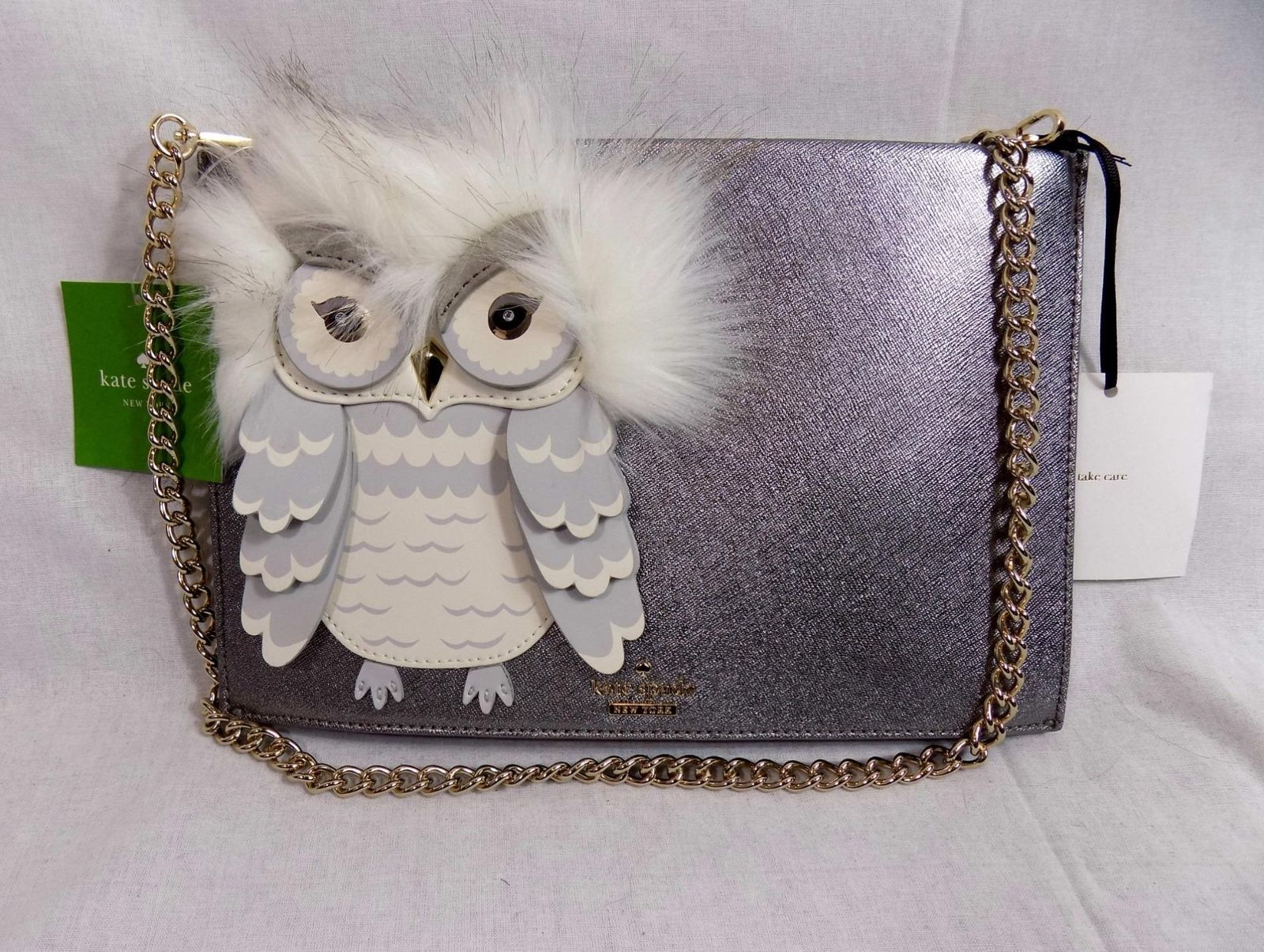 2e857ddbc Kate Spade Handbag Star Bright Owl Sima and 50 similar items. S l1600