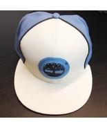 TIMBERLAND MEN'S BASEBALL CAP TM-C351H WHITE, BLUE, BLACK - £25.57 GBP