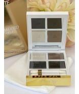 Tom Ford Soleil Eye Color Eyeshadow Quad Soleil Neige 01 New In Box Fast... - $59.35