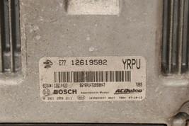 GM Cadillac Suzuki 3.6L Engine Control Module PCM ECU ECM 12619582, 0261209211 image 2