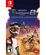 Monster Energy Supercross 2: The Official Videogame Switch - $29.65