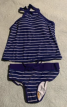 NEW Halter Swimsuit Women Two Piece Bathing Set Padded Swimwear High Qua... - $13.99