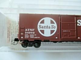 Micro-Trains # 07300560 Atchison, Topeka & Santa Fe 40' Standard Box Car N-Scale image 2