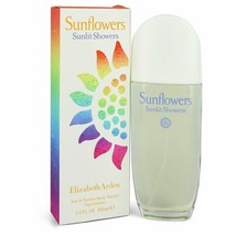 Sunflowers Sunlit Showers Perfume By Elizabeth Arden For Women 3.3 Oz Eau De - $20.95