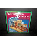 Christmas In Bethlehem 3D Advent Calendar 24-03689 New Sealed 1997 (#) - $24.74