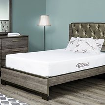 Fortnight Bedding 8 inch Twin Size Gel-Infused Memory Foam Mattress with... - $182.00