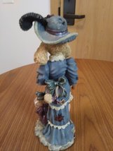 Boyds Bear Folkstone Collection 1998 #2875 Poodle Dogs Handmade China image 3